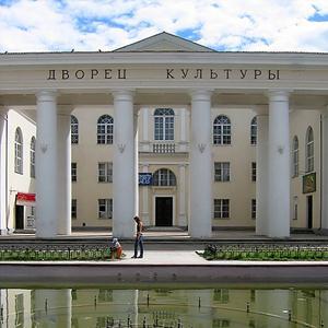 Дворцы и дома культуры Ипатово