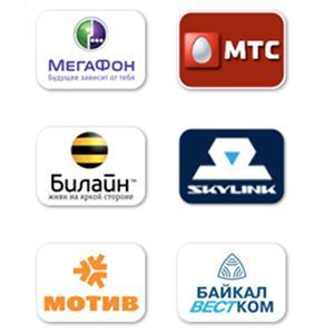 Операторы сотовой связи Ипатово