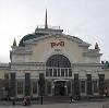 Железнодорожные вокзалы в Ипатово