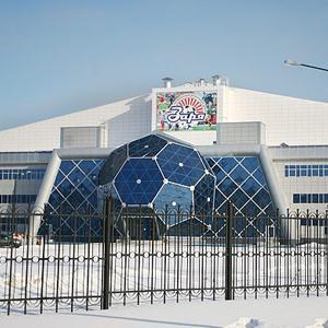 Спортивные комплексы Ипатово