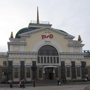 Железнодорожные вокзалы Ипатово